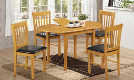 Shannon Table In oak colour