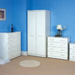 Standard White Bedroom Range