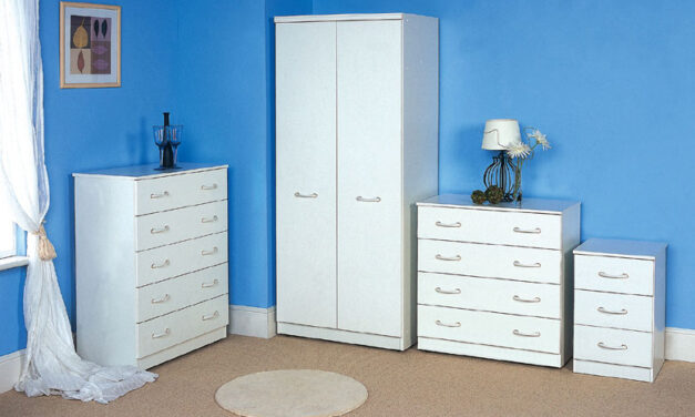 Standard White Bedroom Range