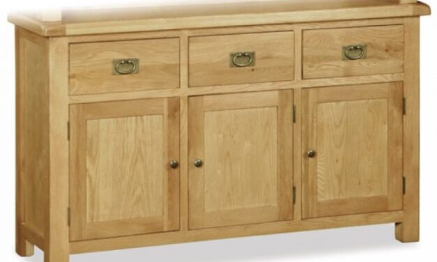 Salisbury Oak Furniture