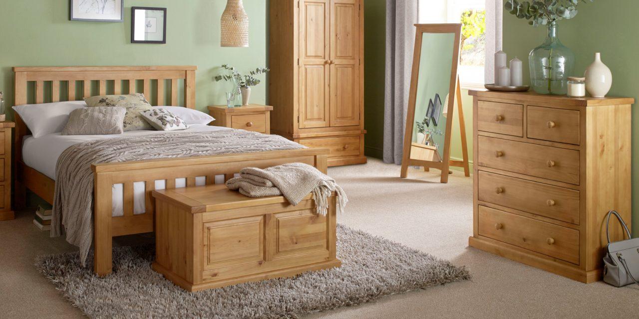 Chunky Pine Bedroom range